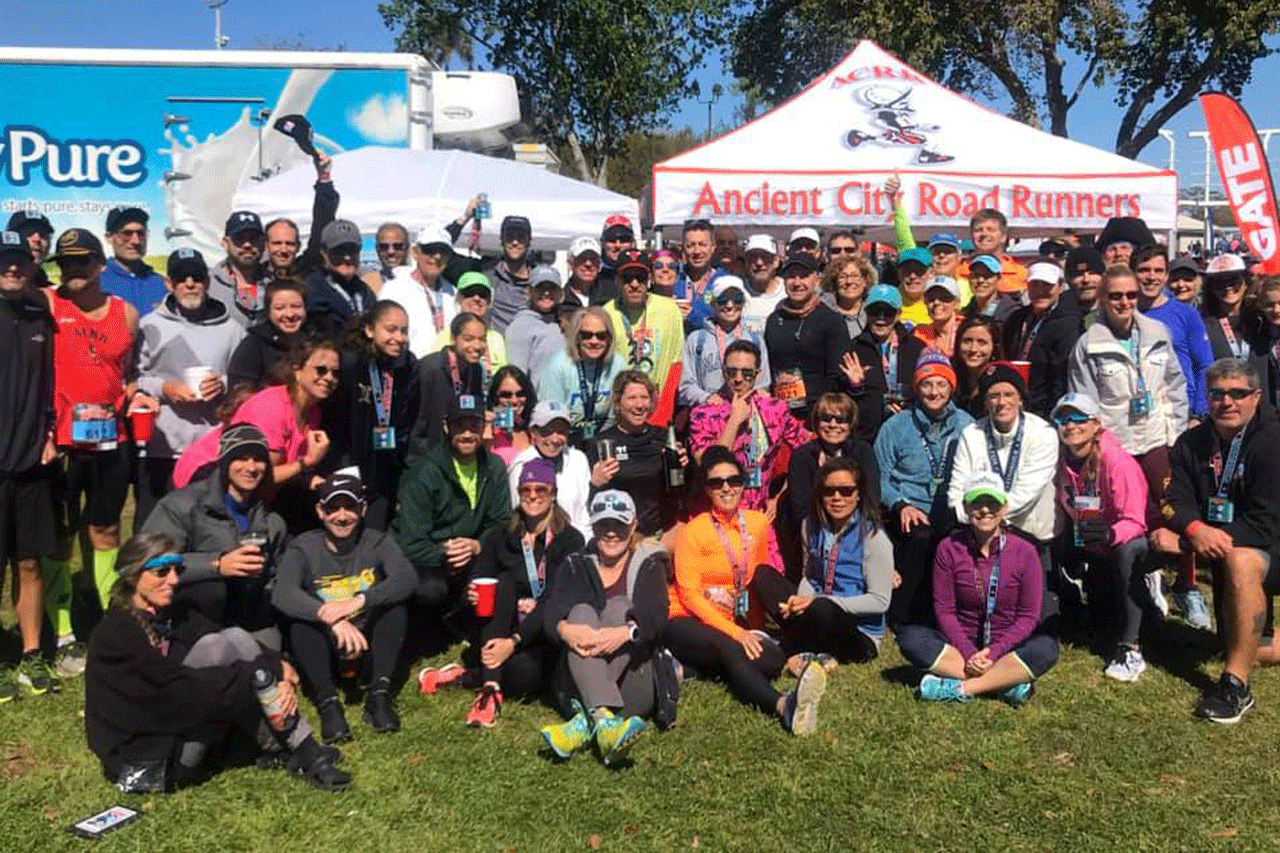 Photo of ACRR at Gate River Run